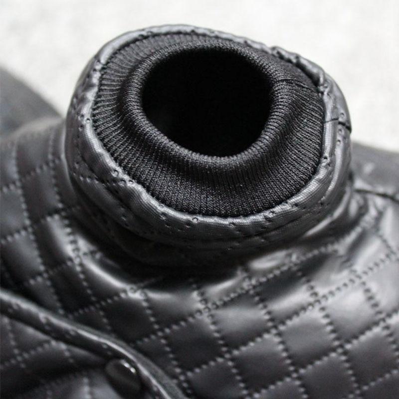 Boheme Leather Dog Jacket