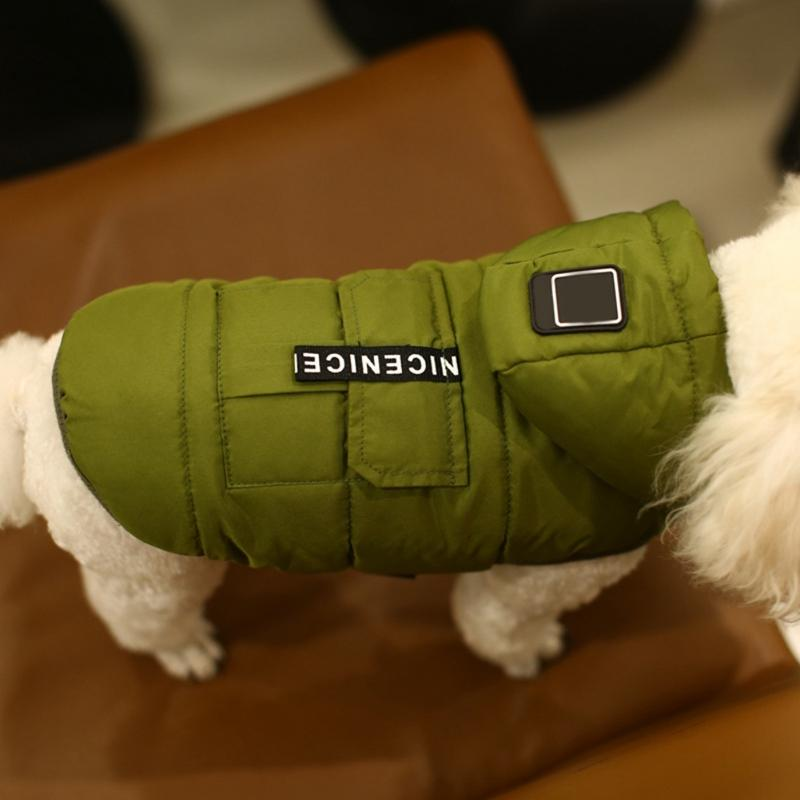 Parker Winter Dog Vest