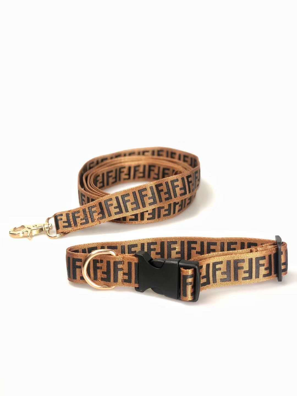 Fur Baby Dog Harness, Collar & Leash
