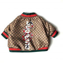 Snake Dog Jacket