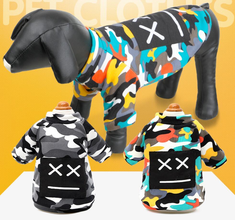 PAWZ Rainbow Camouflage Dog Tee