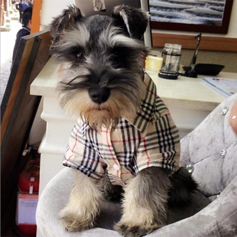 Furberry Dog Shirt