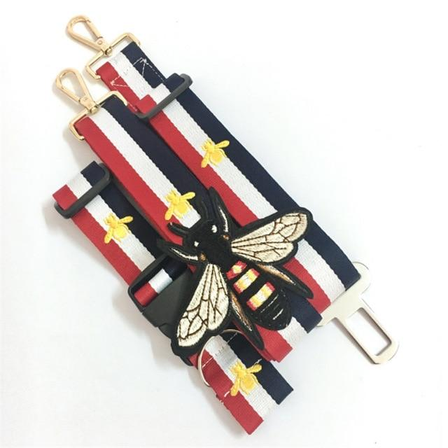 Pucci Bee Dog Leash & Collar