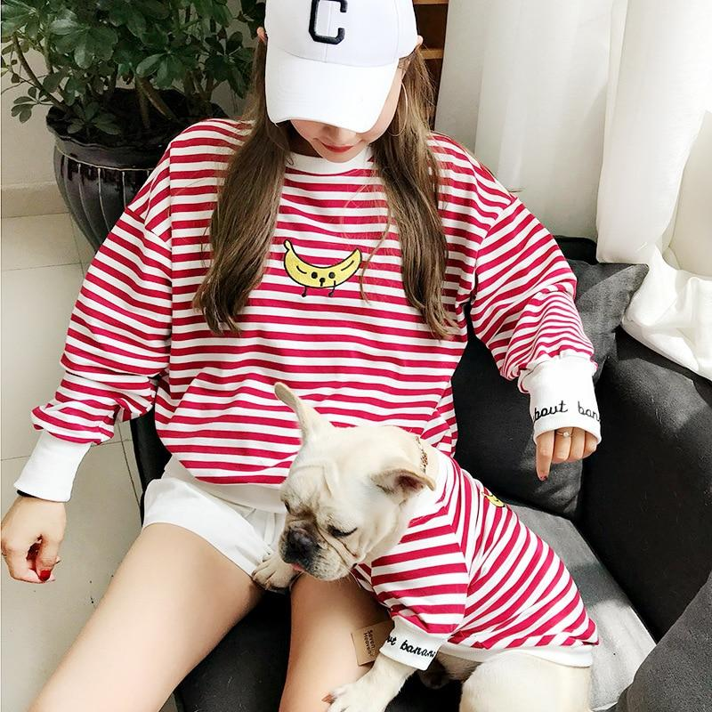 Banana Stripe Sweater