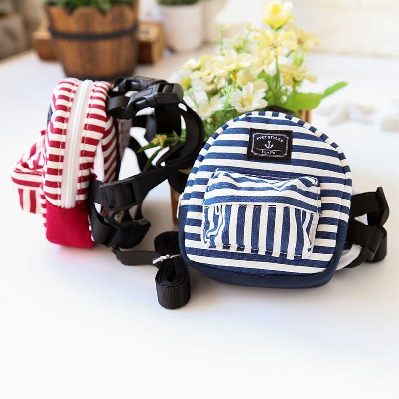 Hampton Striped Backpack