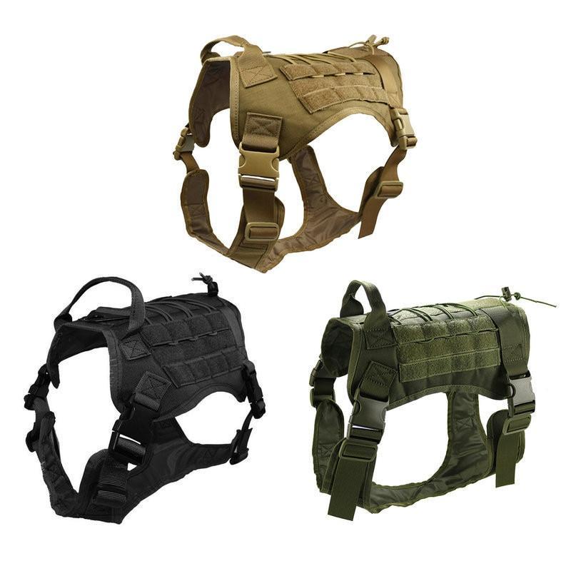 Tactical Dog K9 Harness