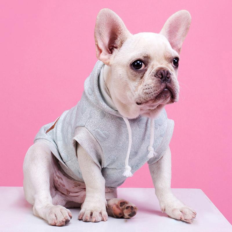 Braveheart Sleeveless Dog Hoodie