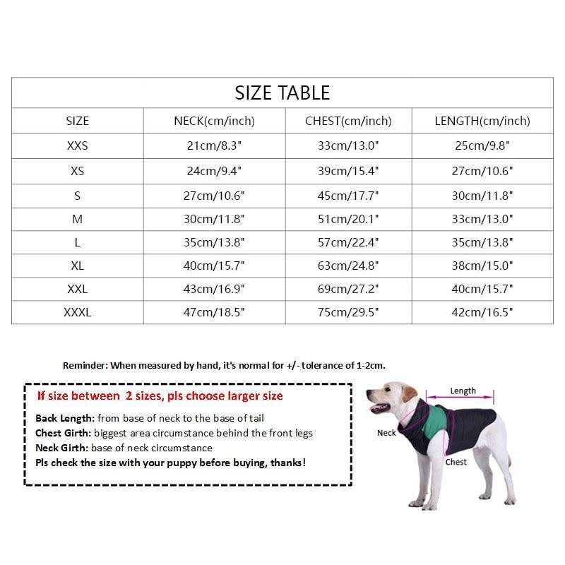 Woof-White Dog Vest