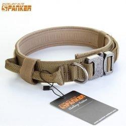 Spanker Tactical Dog Collar