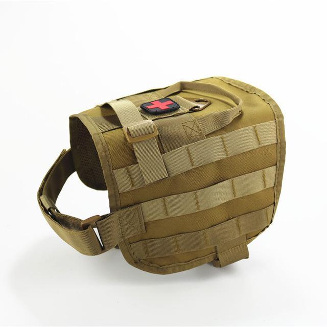 1000D Military Tactical Dog Vest
