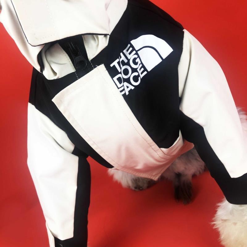 The Dog Face Insulated Dog Jacket