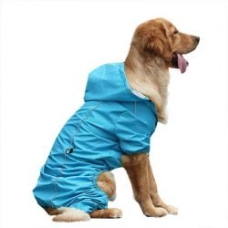 Rain Rebel Dog Coat - Blue