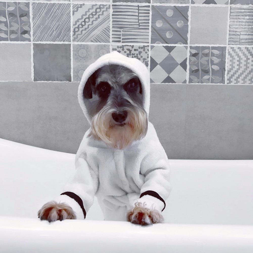 Amalfi Dog Robe - Supreme Paw Supply