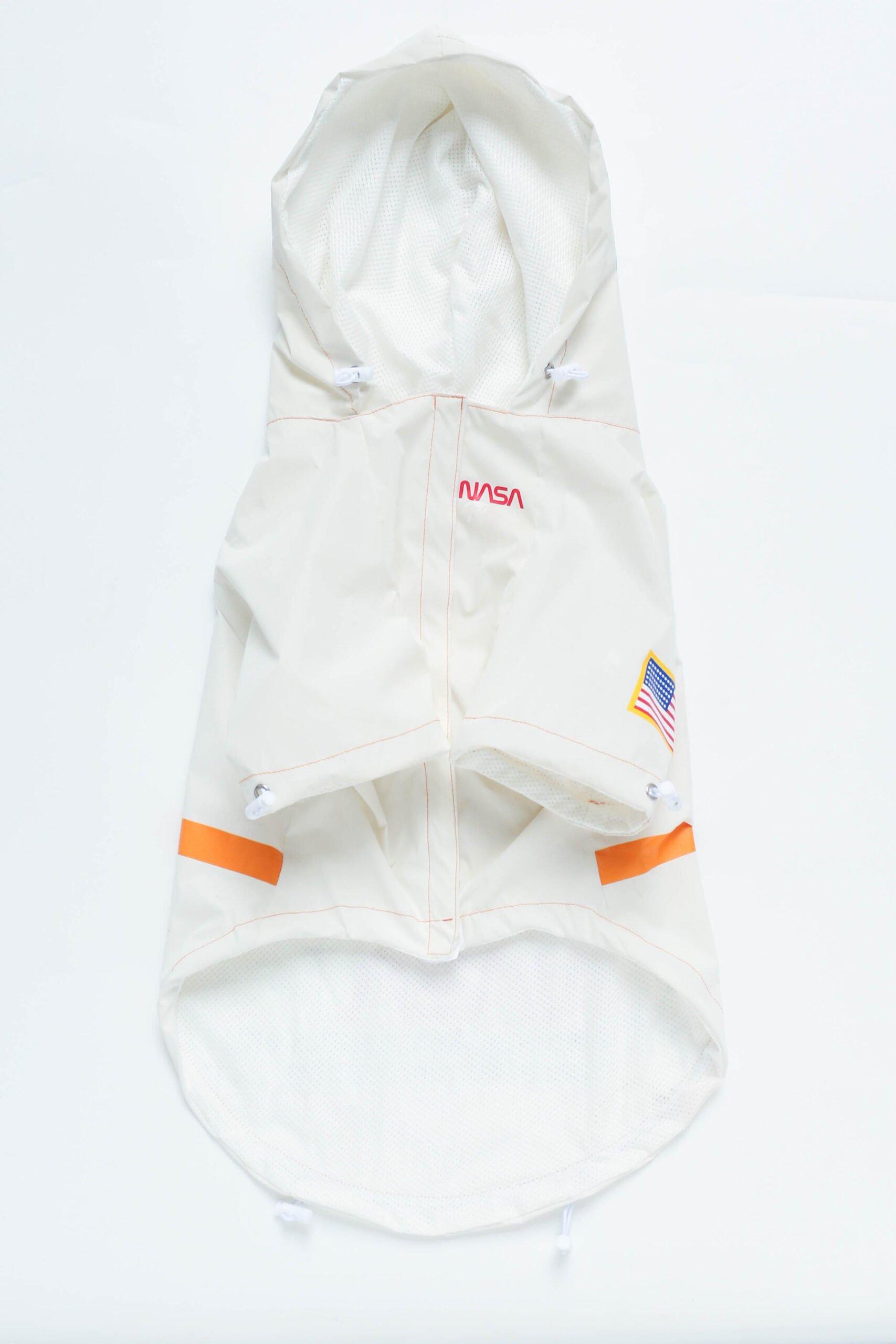 NASA Reflective Dog Safety Jacket
