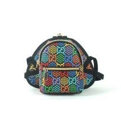 Rainbow Monogram Backpack