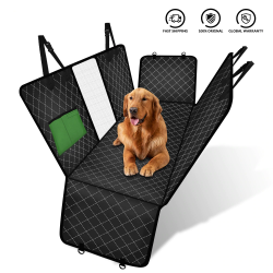 Fido Dog Car Seat Cover