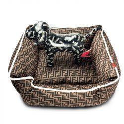 Fur Baby Luxury Dog Bed