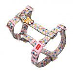 Pink Grid Harness Only