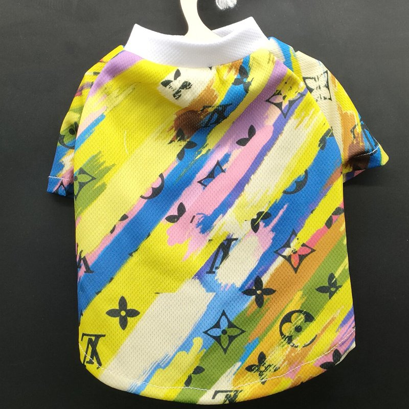 Chewy V 'Abstract' Dog Shirt