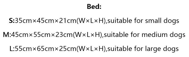 Dogior Designer Dog Bed