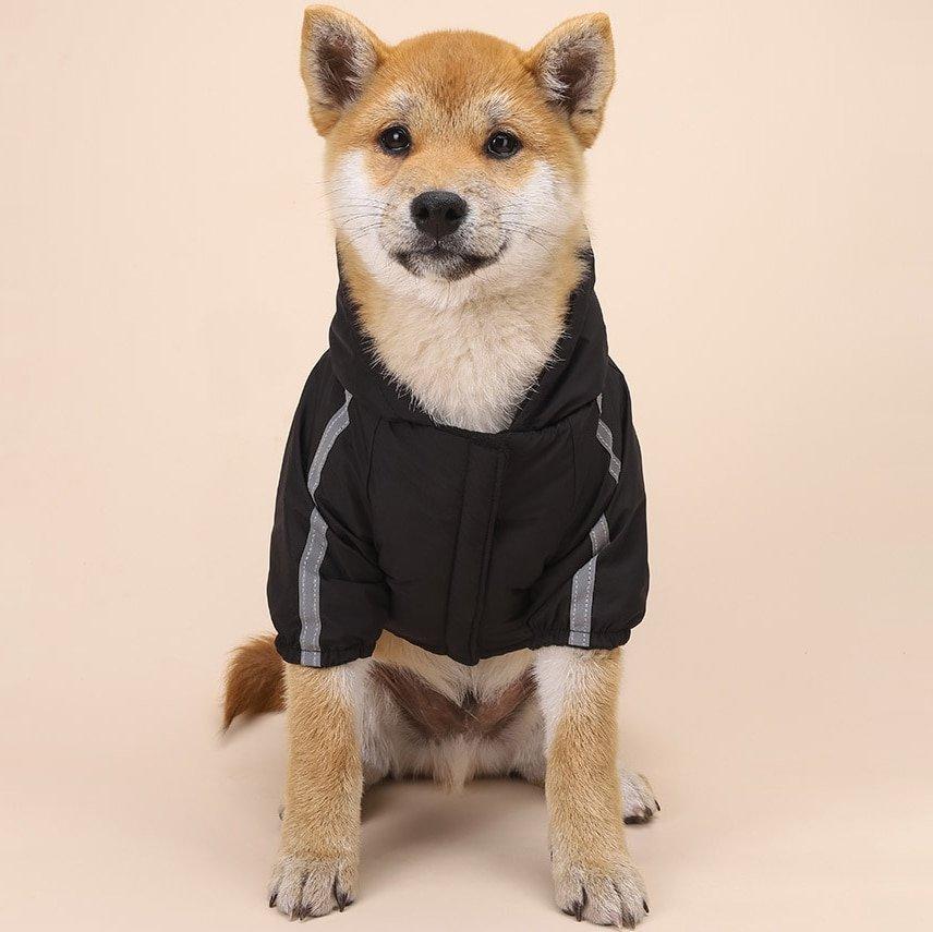 Pupreme x Dog Face Anxiety Dog Jacket
