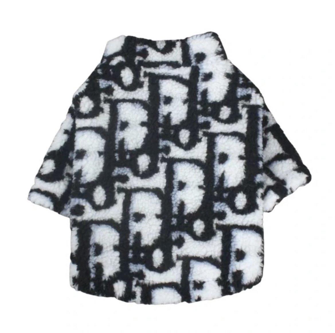 Dogior Faux Fur Dog Coat