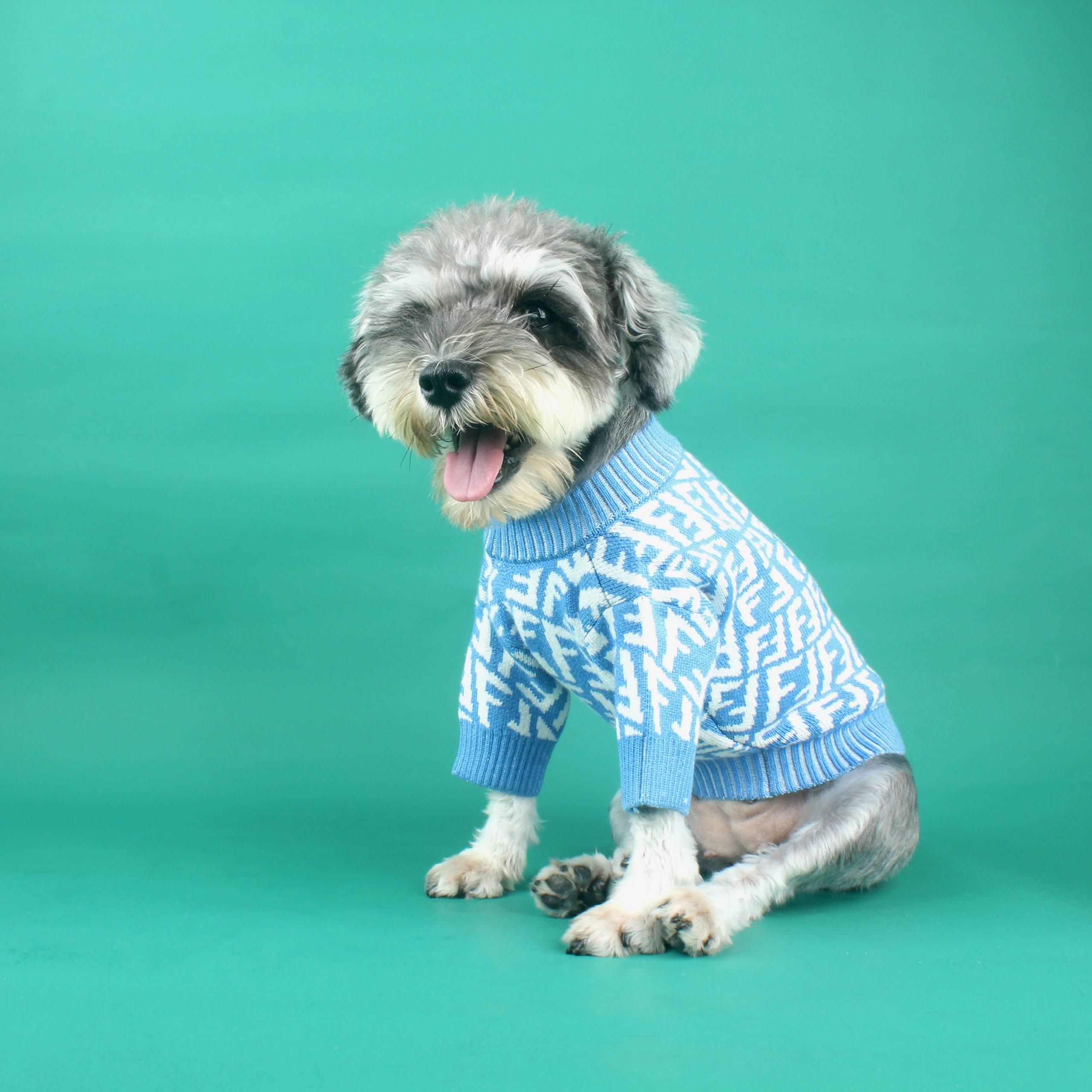 Fur Baby Hypnotized Dog Sweater